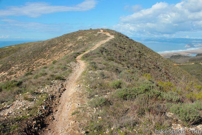 Hazard Peak Trail